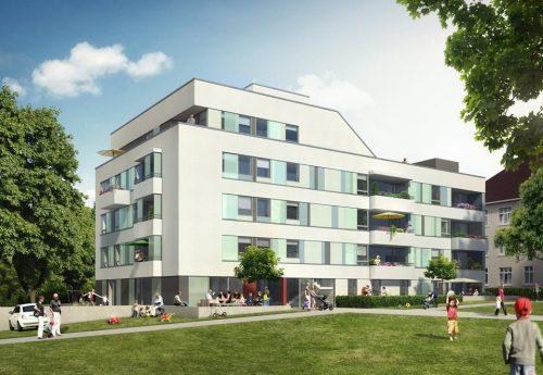 Neubau Eines Gemeinschaftlichen Wohnprojekts