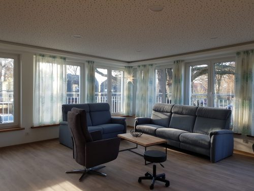 Erweiterungsbau Wohnheim Für Demenzerkrankte