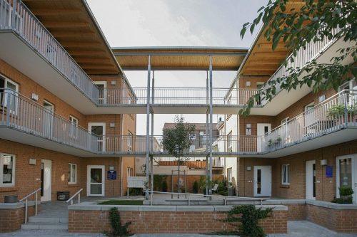 Erweiterungsbau Stiftungsdorf Gröpelingen