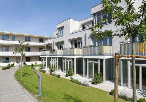 Neubau Stiftungsdorf Arberger Mühle