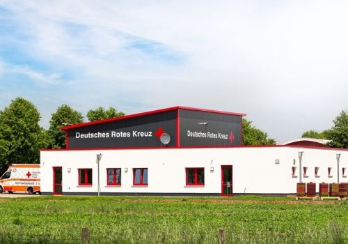 Neubau Rettungswache Thedinghausen