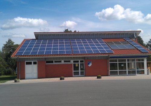 PV-Anlage TSV Bierden