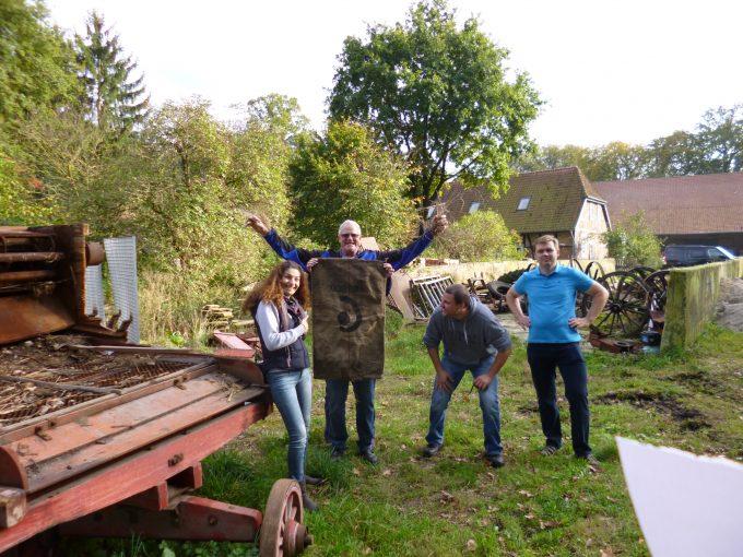 Betriebsausflug 2014, Teambuilding