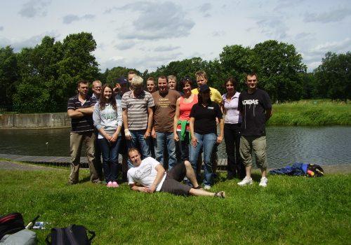Betriebsausflug 2012 Nach Celle Und Kanu-Tour