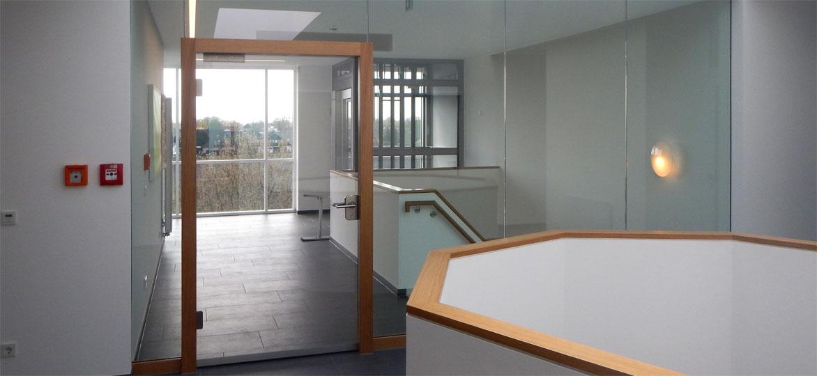 Aufstockung Eines Bürogebäudes In Stuhr