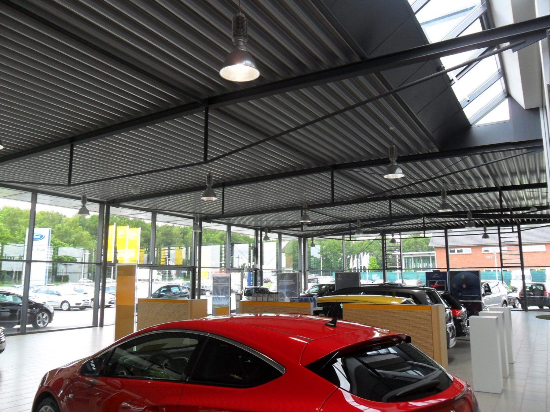 Neubau Autohaus In Buchholz