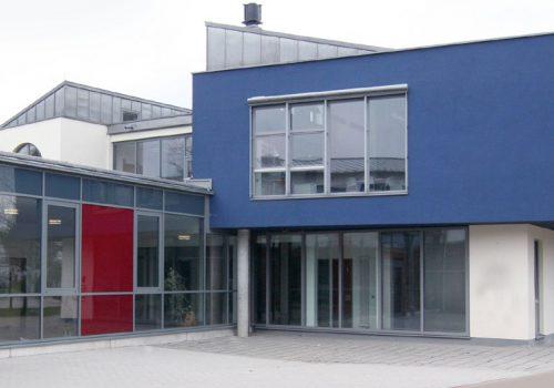 Erweiterung Gymnasium Achim