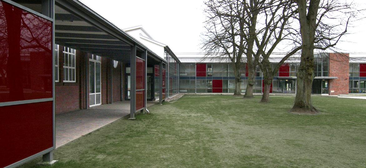 Erweiterung Des Gymnasiums Am Markt In Achim