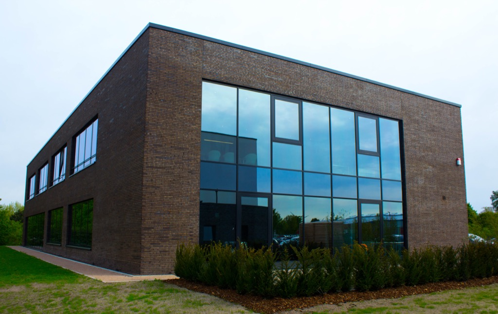 Neubau eines Bürogebäudes in Oyten