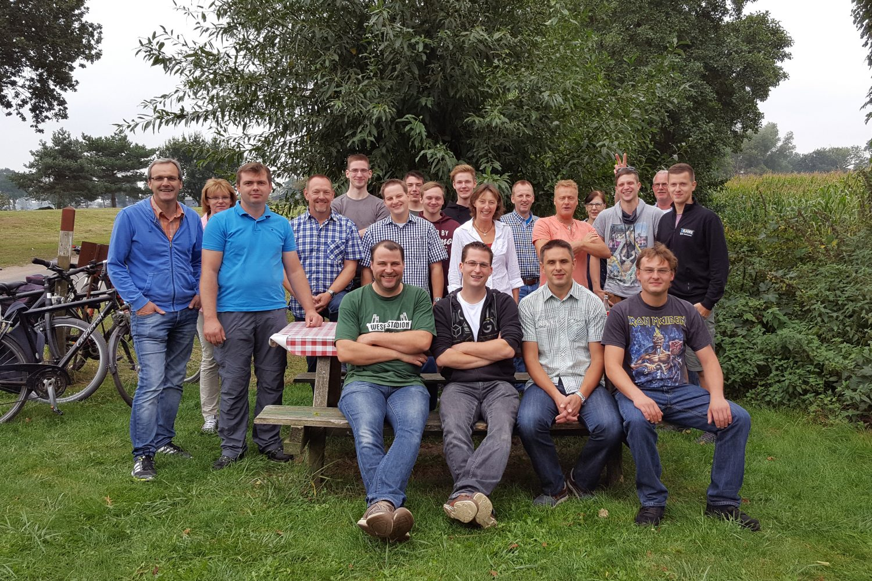 Oelkers Elektrotechnik, Team 2016