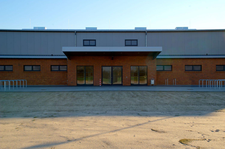 Sporthalle In Oyten