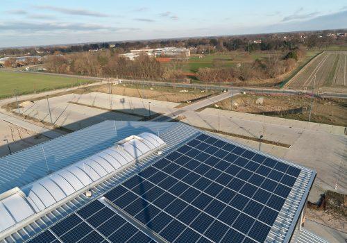 Photovoltaik Referenzanlage