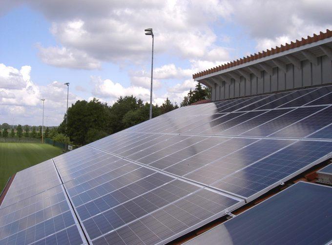 Photovoltaikanlage Vereinheim TSV Bierden