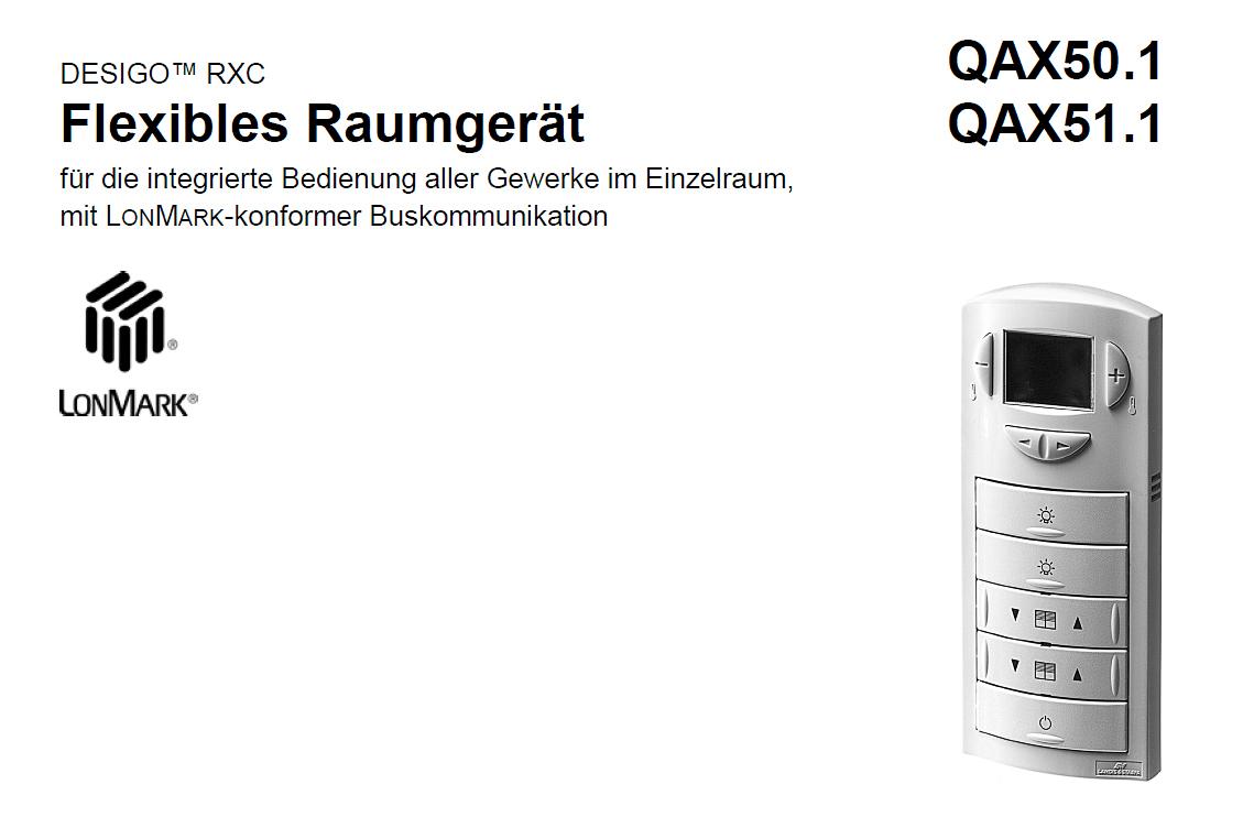 Siemens QAX